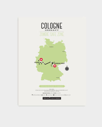 Plakat-Zombie-Cologne-Design Different