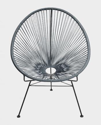 Krzesło Havana – Szary – Sternzeit-Design