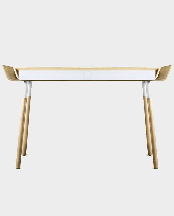Sekretarzyk/Biurko My Writing Desk (MWD) – Biały – etc.etc. dla EMKO