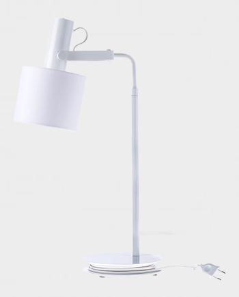 Lampa stołowa Toila – Biała – 4ROOM