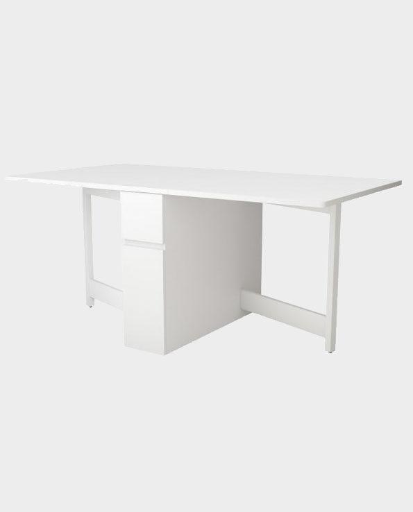 Topnotch Wielofunkcyjny stół z opuszczanym blatem / biurko rozkładane ST45